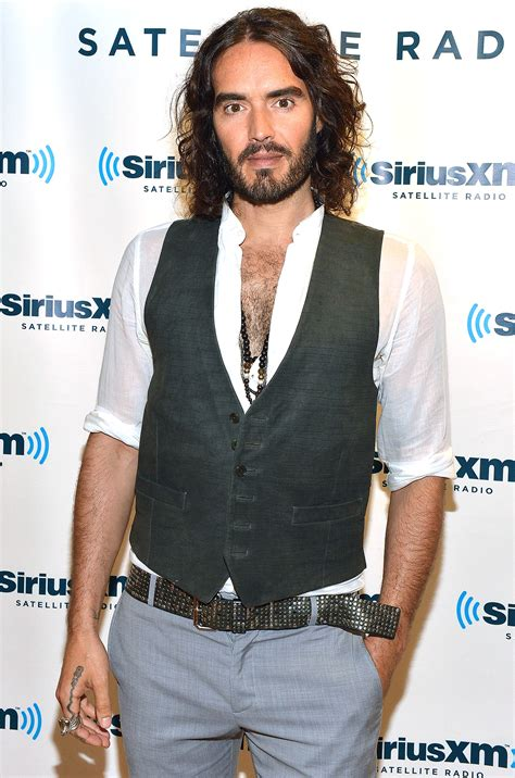 russell brand latest russell brand people