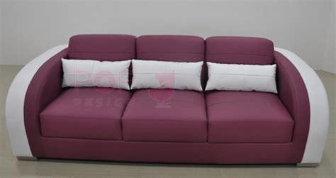 canape mauve fauteuil canapés design en cuir poltroni en cuir