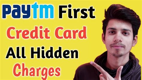 Check spelling or type a new query. Paytm First Credit Card All Hidden Charges ¦ Paytm Credit card Charges ¦ Paytm First Credit Card ...