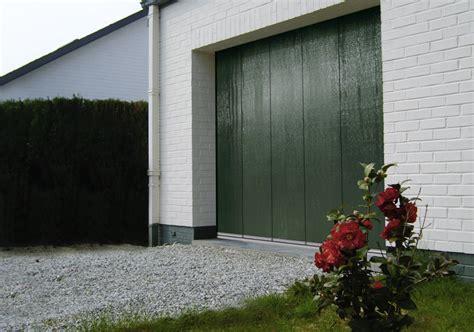porte de garage sectionnelle lat 233 rale portes de garage coulissante sur mesure soprofen