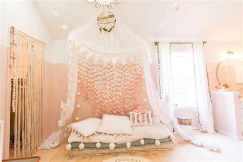 Boho Girls Room Reveal