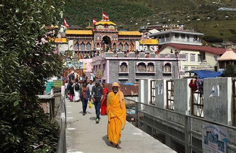 badrinath temple  uttarakhand  complete guide