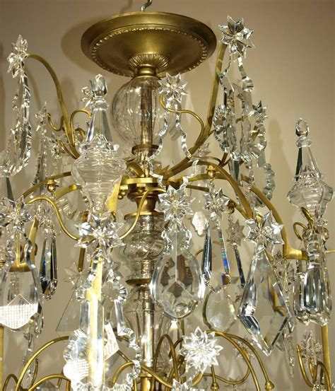 antique chandelier by baccarat for sale at 1stdibs