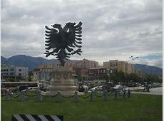 FileAlbanian flag monument in TiranaJPG Wikimedia Commons