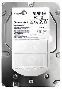 St3600057fc Seagate Cheetah 600gb Fibre Channel 4 Gbps