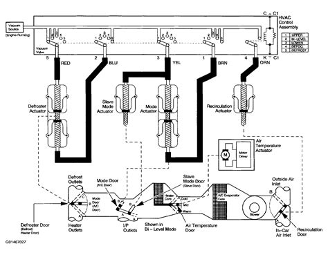 1998 Chevy S10 Vacuum Diagram by Vacuum System I A 2003 S 10 With A Vacuum