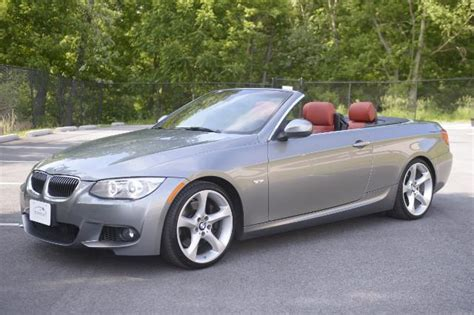 2013 Bmw 335i Convertible M Sport Pkg For Sale In