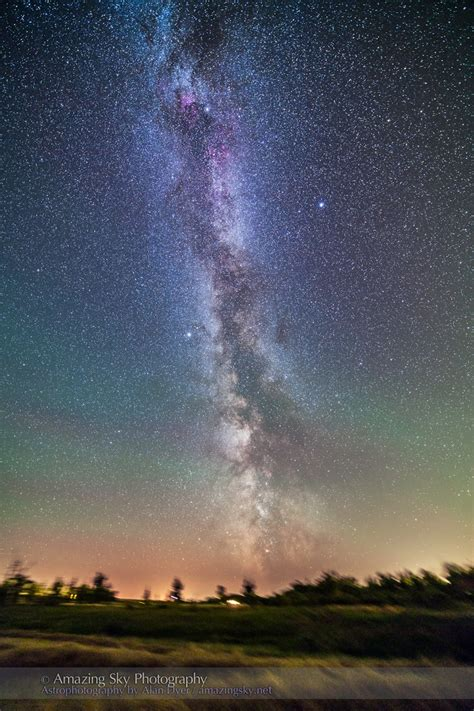 The Great Arc Of The Milky Way The Amazing Sky