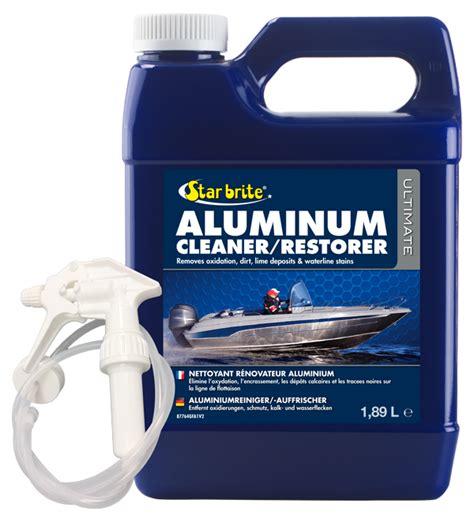 ultimate aluminum cleaner restorer