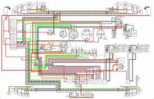 74 Porsche 911 Wiring Diagram