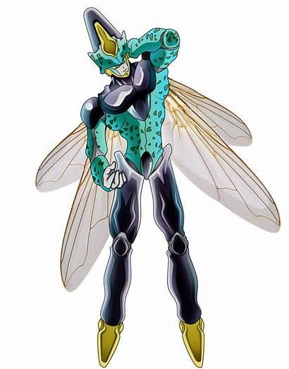 Cell Perfect God Deviantart Alphagreywind Dragon Ball