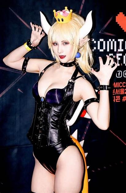 Cosplay Bowsette Myboo Inven Global