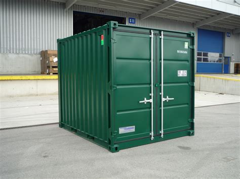 6ft, 8ft And 10ft Shipping Containers For Sale Container