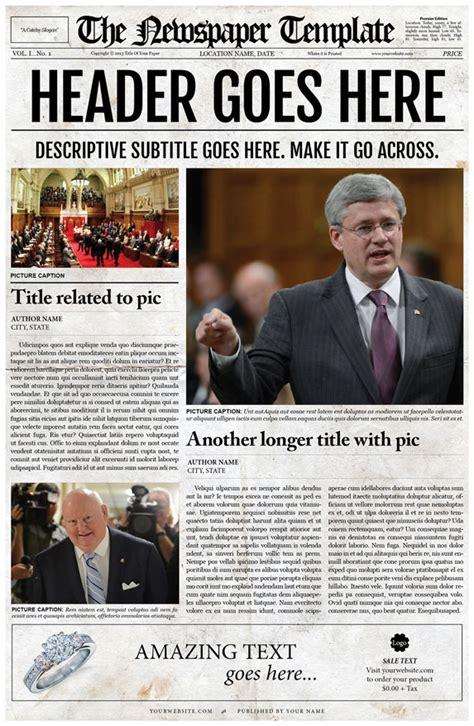 newspaper template newspaper template macrumors forums