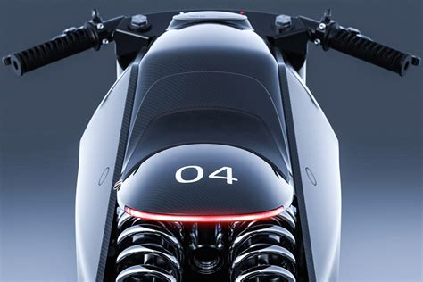 Futuristic Concept Shows The Future Of Motorcycle Design