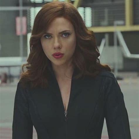 Black Widow Captain America Civil War Love Her Hair