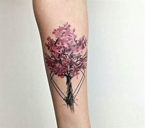 Tattoo Fleur De Cerisier : tatouage japonais fleur de lotus signification acidcruetattoo ~ Melissatoandfro.com Idées de Décoration