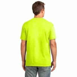 Gildan Performance T Shirt Safety Green