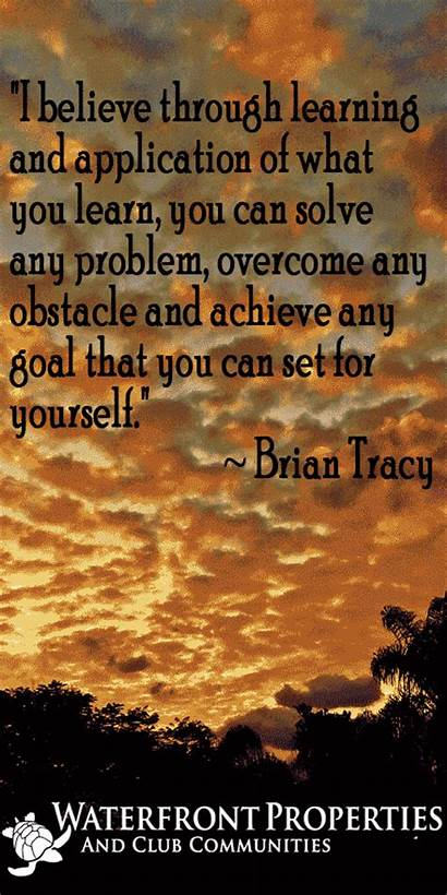 Quote Inspirational Tracy Bryan Quotes Achieve Learning