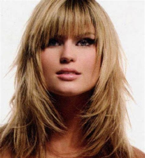 top hairstyles  square faces