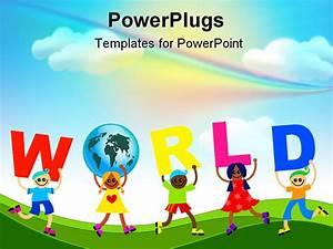 Powerpoint Background Kids