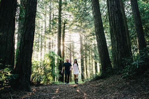 joaquin miller park redwood oakland seattle wedding