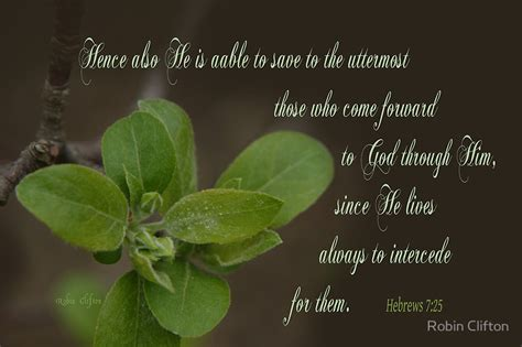 Being Saved To The Uttermost By Christ In His Kingly And