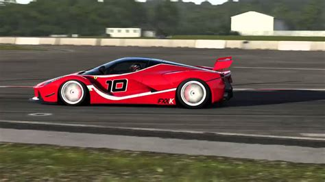 Top Gear Fxx by Fxx K Style Laferrari Top Gear Track Times