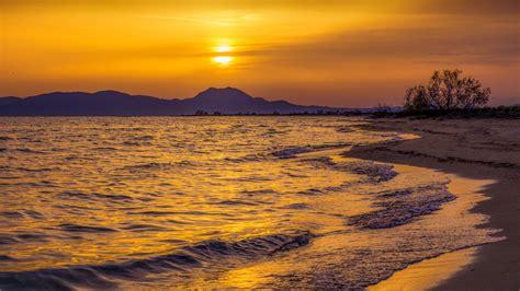 日落黄昏风景高清电脑桌面壁纸图片大全 - 第4页 - 搜美图