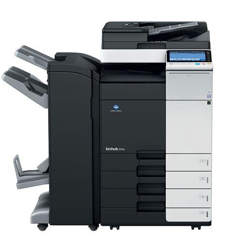 Udostępnianie kopiowanie dokumentów z jednej skrzynki użytkownika do innej. Konica Minolta bizhub 284e SH; Copy; Print; Scan (SH284E-C3)