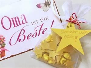 Geschenke Für Oma Basteln : 52 besten muttertag vatertag weihnachten geschenke von kindern selbst gebastelt bilder auf ~ One.caynefoto.club Haus und Dekorationen