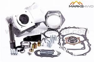 Landcruiser 5 Speed Manual Split Transfer Case Conversion