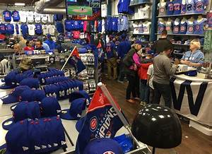 Retailers prepare for late-night Cubs frenzy - Blogs On ...