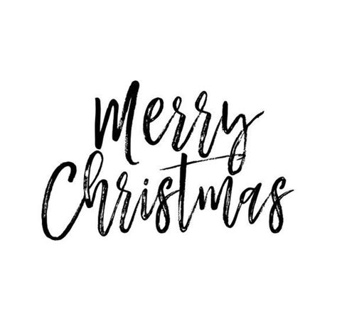 merry christmas text overlay clip art png transparent etsy