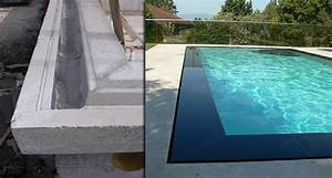 piscine miroir ou a debordement garten pinterest With piscine miroir a debordement