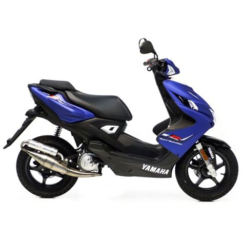 pot d 233 chappement scooter leovince made tt pour yamaha aerox 50 04 17 pi 232 ces echappement