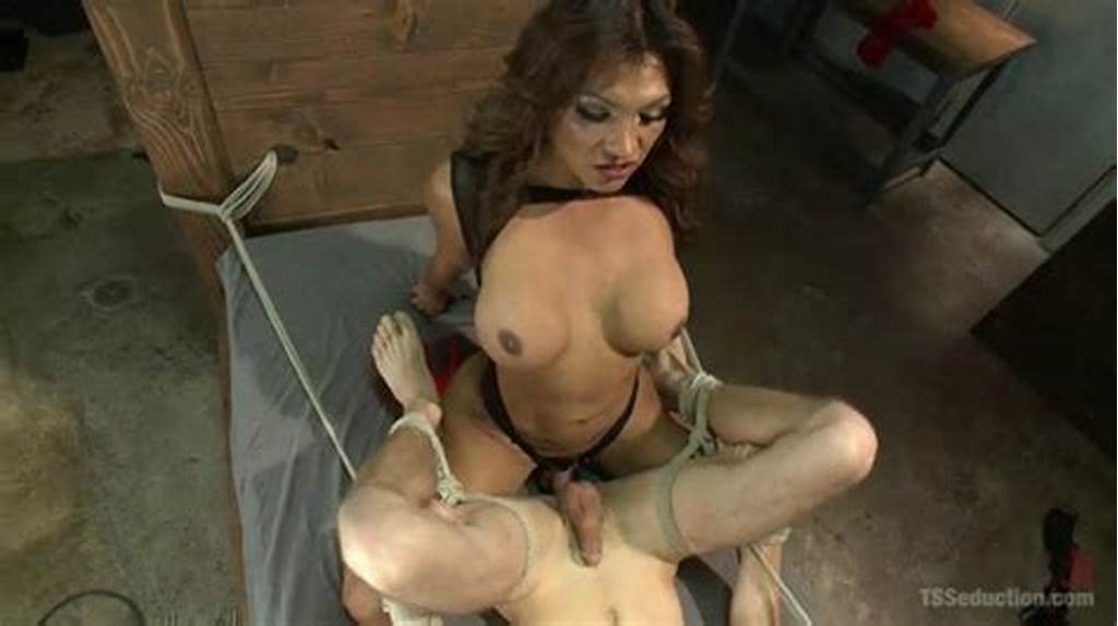 #Ts #Jessy #Dubai #Fucks #Tied #Up #Guy #In #The #Dungeon