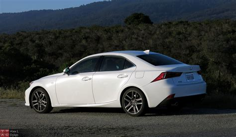 lexus is350 2015 lexus is 350 f sport exterior 002 the truth about cars