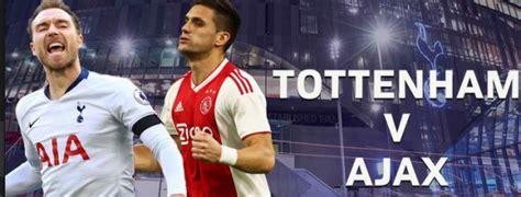 Where Can I Bet Liverpool v Ajax?