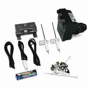 Grillpro Universal Electronic Push Button Igniter Kit
