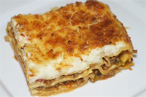 lasagne bolognaise facile cuisinerapide