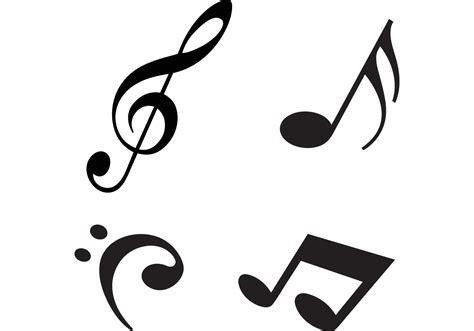 Modern Music Notes Vectors Download Free Vectors