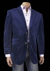 Mens Navy Blue Sports Jacket Designer Jackets