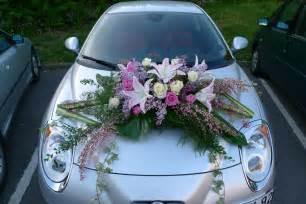 decoration voiture cortege mariage photos bild galeria dêcoration voiture mariage
