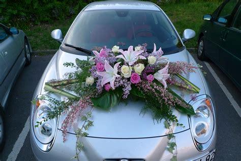 photos bild galeria d 234 coration voiture mariage