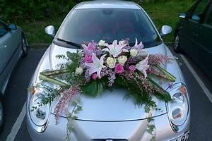 voiture de mariage decoration 2014 9 deco With déco chambre bébé pas cher avec faire envoyer un bouquet de fleur