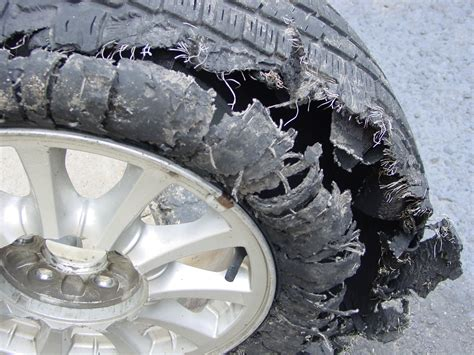 Ee  Tire Ee   Blow Out  Ee  Tire Ee   And Vehicle Related P Os From The
