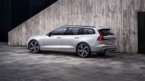 volvo  estate range adds sporty models