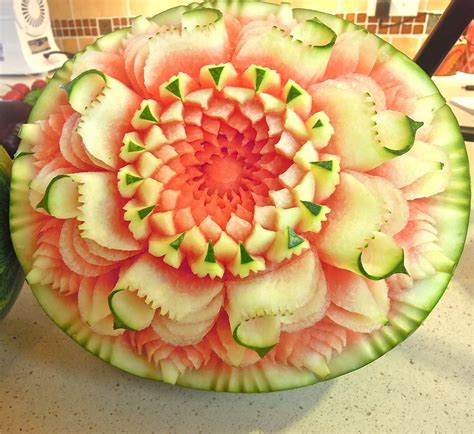 how to design fruits watch master fruit vegetable carver jimmy zhang make melons bloom and carrots fly bay area