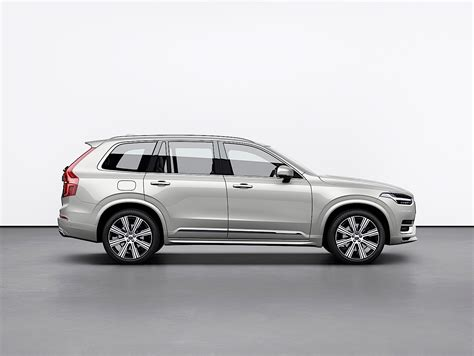 Volvo 2020 Fuel Consumption by 2020 Volvo Xc90 Gets Kers Adds A B To Its Name